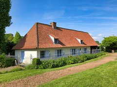Geburtshaus von St. Bernhard in Amettes, Frankreich