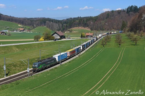 BR 193 256, Burgdorf (CH)