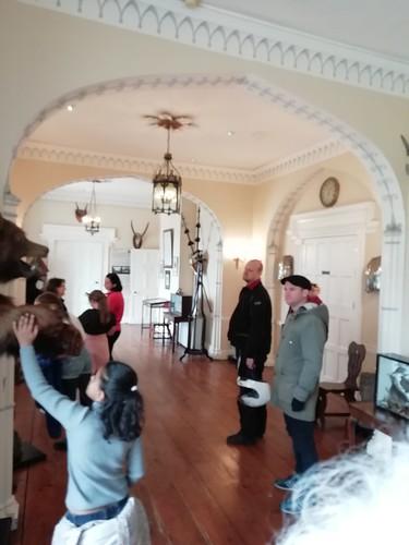 A visit to Ardgillian Castle North Dublin