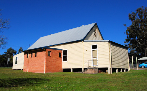 School of Arts, Vacy, NSW.