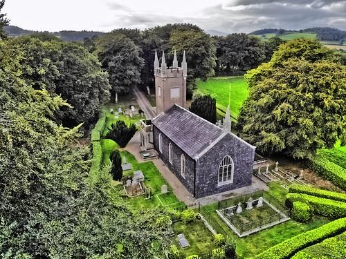 St John's Church, Clonmore, County Wexford (1826)