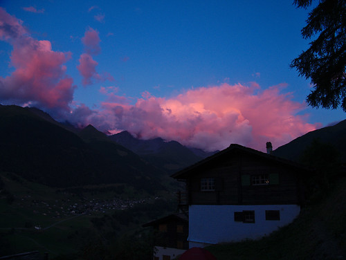 Entremont Sunset
