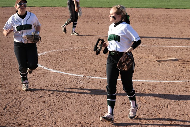 Varsity HIgh School Girls Softball