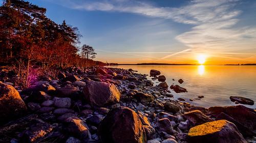 Sunrise II, Skatanniemi, East-Helsinki ☀️☀️