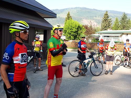 BC Weeklong Ride 2018