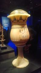 Vase d'albâtre (calcite)