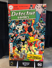 Michael Cho Detective Comics # 1000 Variant Cover