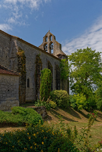 Eglise de Monteton - Lot et Garonne