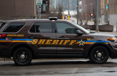 Hennepin County Sheriff's Office - Squad Car