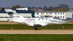 Honda HA-420 HondaJet SP-CHE Jet Story - Photo of Hangenbieten