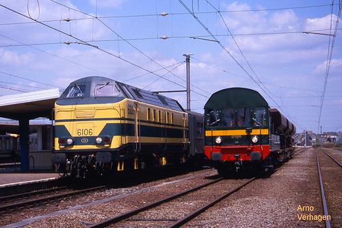 2002 | TSP 6106 en 270005 te Braine-le-Comte
