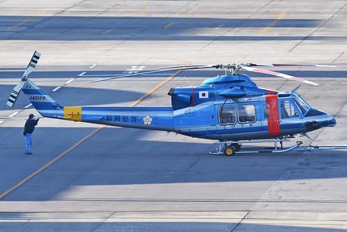 Bell 412EP 'JA01FP