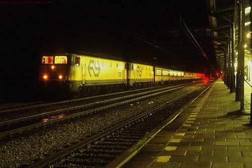 NS 1316 & 1301 @ Geldermalsen