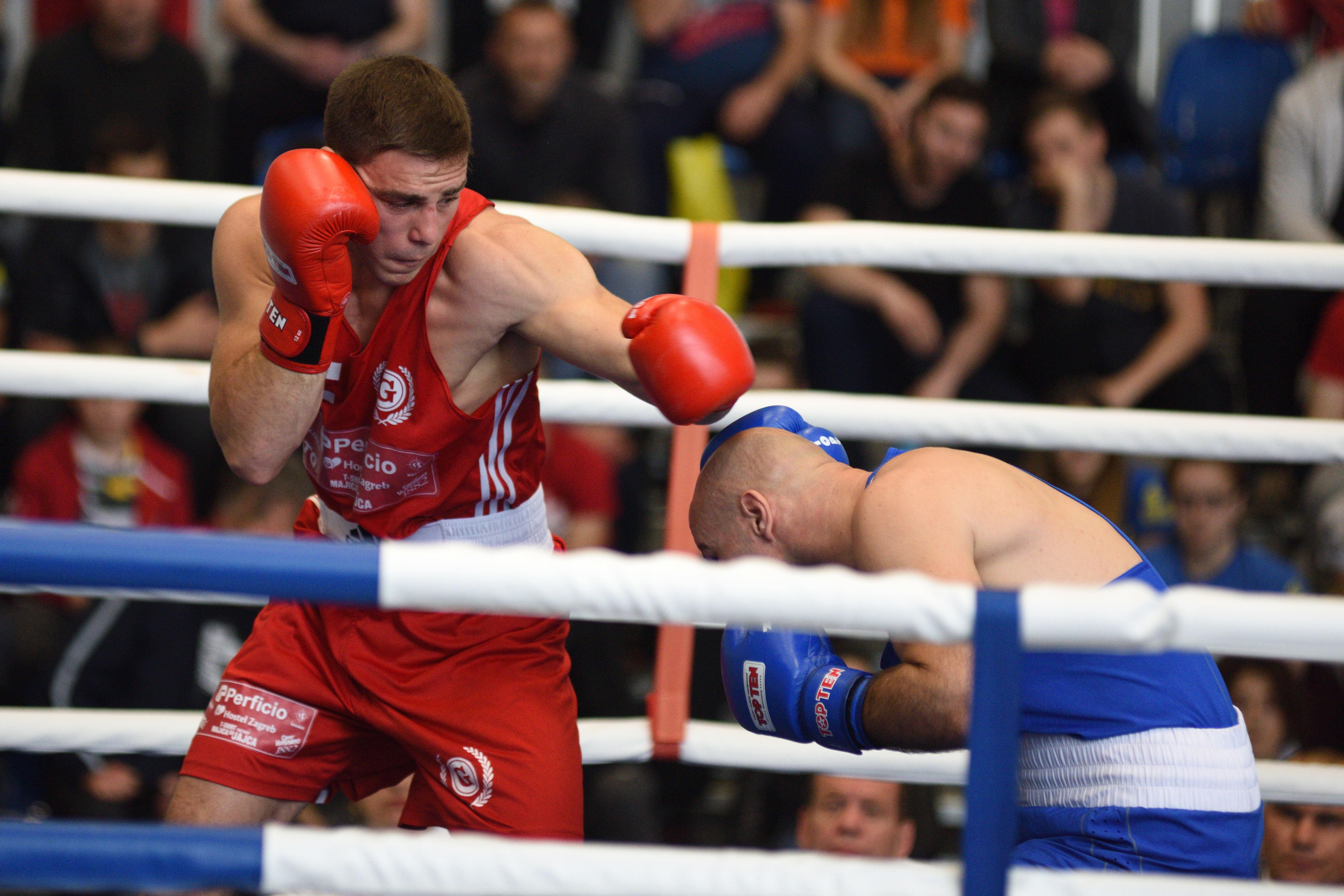 Ugovorni pričuvnik HV-a Toni Filipi obranio naslov prvaka Hrvatske u teškoj kategoriji
