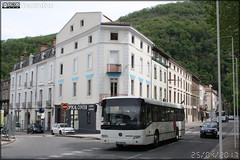 Mercedes-Benz Conecto - CAP Pays Cathare (Transdev) n°6550 - Photo of Foix