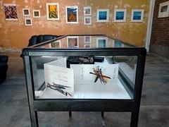 Exposition livres d'artistes galerie associative Beauvais IMG_20190426_112427