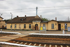 Drawski Młyn train station
