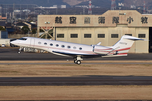 Gulfstream G650ER 'N811TM'