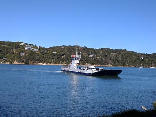 Last ferry ride across