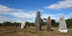 Le site mégalithique des Landes de Cojoux à Saint-Just - Ille-et-Vilaine - Septembre 2018 - 04 - Photo of Bruc-sur-Aff
