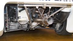 Patrese Alboreto Lancia Montecarlo Turbo engine back end left drive shaft engine air intake rear suspension DSC_0065