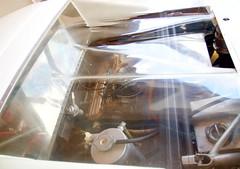Patrese Alboreto Lancia  Montecarlo Turbo  engine 3D rear window engine turbo popoff valve or waste gate? DSC_0062