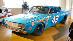 Richard Petty number 43 Ford Torino 427 c.i. from front left 10 DSC_0902
