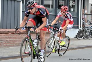 Ronde van Oldenzaal nieuwelingen 2015