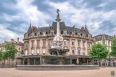 Fontaine Monumentale, Valence
