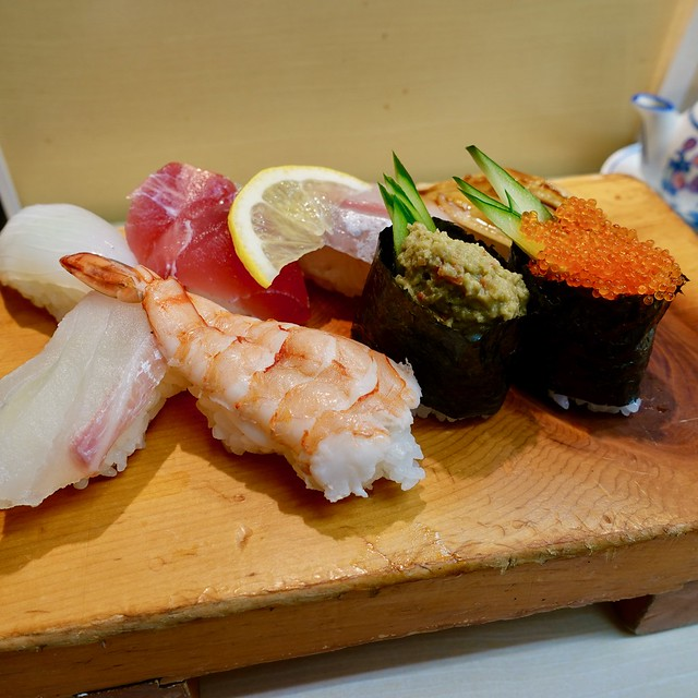 Photo:上にぎり superior sushi ¥1200 By Takashi H