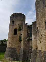 Château de Villandraut, Gironde - Photo of Préchac