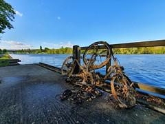 Vélos en Seine
