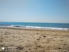 Somnath beach.