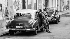 Taxi, La Habana, Cuba