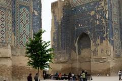 Ruiny pałacu Ak Saray