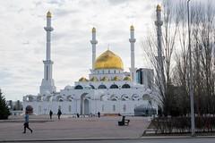 Meczet w Astanie