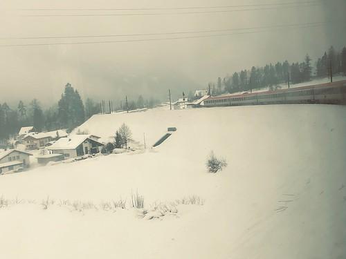 Snow Austria