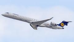 Bombardier CRJs