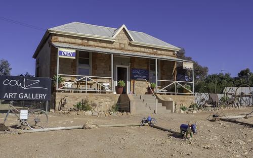 Cowz Art Gallery - Silverton Outback NSW