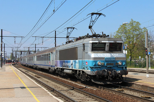 SNCF 22394, Amberieu, 14-04-19