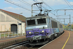 SNCF 7247, Montbard, 13-04-19 - Photo of Quincy-le-Vicomte