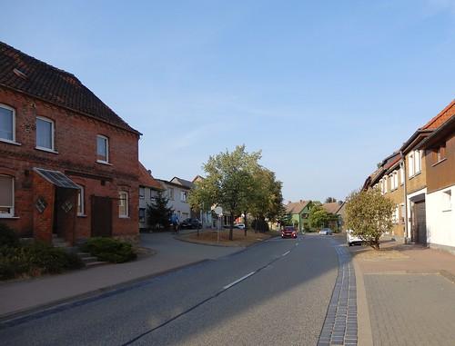 Straße des Friedens (Westerhausen)