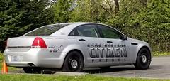 Lake Stevens Police Citizens Patrol Chevrolet Caprice