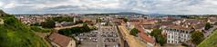 Panorama sur Belfort