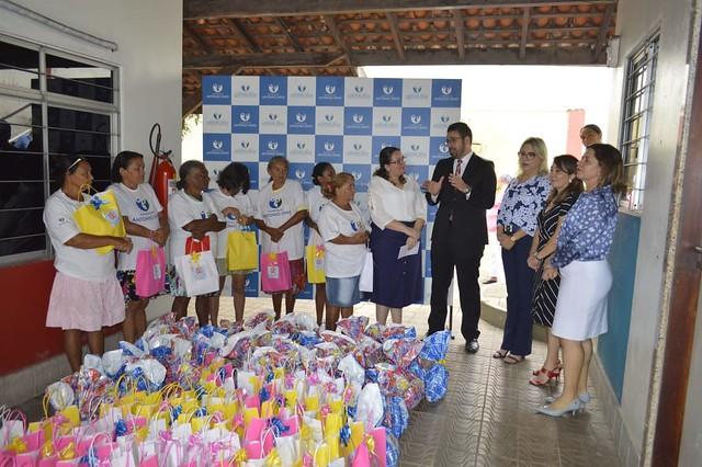 AMMA faz doações à Casa de Apoio da Fundação Antônio Jorge Dino