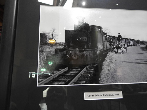 Cavan Leitrim railway circa 1945. Arigna Mining Experience