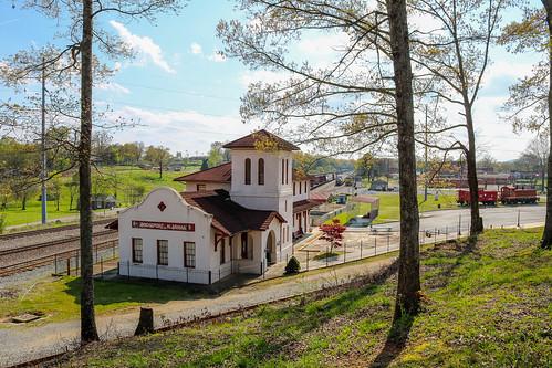 Bridgeport Depot 2