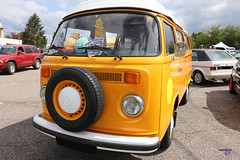 Vw Combi T2ab 1977 face - Photo of Soucht