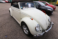 Vw Cox cabrio - Photo of Soucht