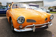 Vw Karmann 1971 face - Photo of Soucht